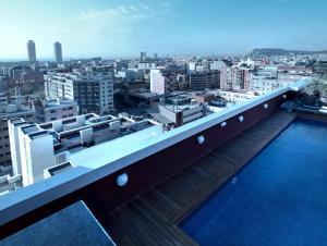Hotel Residencia Melon District Marina, Barcelona