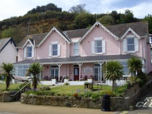 Pink Beach Guest House, Penziony  Shanklin - big - 29