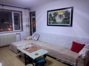 Qingdao Golden Beach Happiness Apartment, Apartmány  Huangdao - big - 4