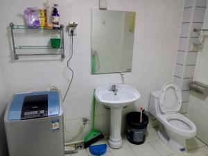 Qingdao Golden Beach Happiness Apartment, Apartmány  Huangdao - big - 2