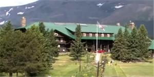 Glacier Park Lodge