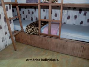 Bunk Bed in Mixed Dormitory Room 12 beds with Bathroom