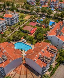 Irem Garden Apartments, Apartmánové hotely  Side - big - 61