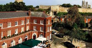 Charlotte House Hotel in Lincoln, Lincolnshire, England