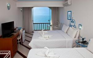 Family Suite with Sea View (3 Adults)