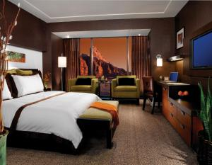 Deluxe Room with King Bed or Two Double Beds