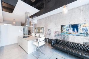 One-Bedroom Loft 1201
