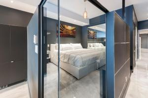 One-Bedroom Loft 1202