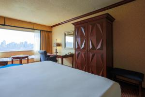 Superior King Room with View