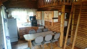 Eco Wooden Cabin (5 Adults)