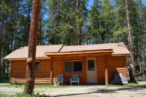 Daven Haven Lodge & Cabins, Chaty v prírode  Grand Lake - big - 59
