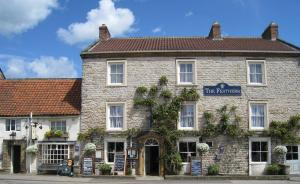 The Feathers in Helmsley, North Yorkshire, England