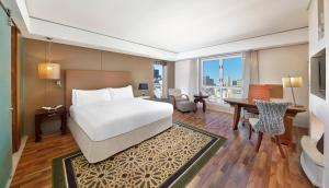 Executive King Room with Access to Executive Lounge