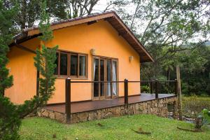 Super Deluxe Chalet with Balcony