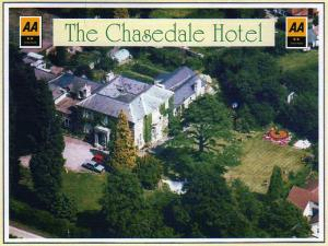 Chasedale Hotel in Ross on Wye, Herefordshire, England