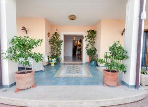 La Suite del Faro, Bed & Breakfast  Scalea - big - 53