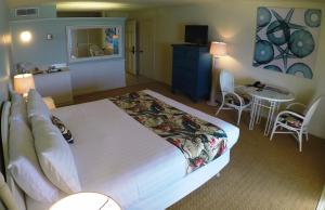 King or Double Room with Ocean Front View