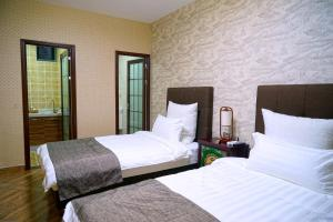 Garden Inn Beijing, Bed & Breakfast  Pechino - big - 12