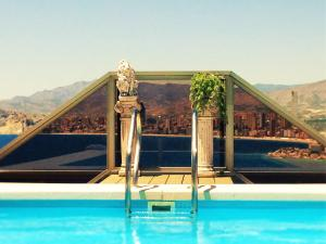 Foto Benidorm Gemelos penthouse with private pool