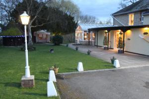 Millhouse Hotel And Riverside Restaurant in Sharnbrook, Bedfordshire, England