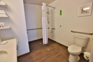 King room with City View - Mobility Access with Roll in Shower