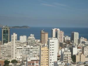 Ipanema's heart