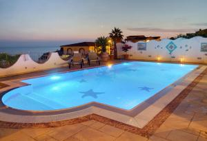 La Suite del Faro, Bed & Breakfast  Scalea - big - 47