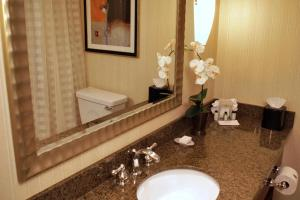 King Suite with Roll in Shower