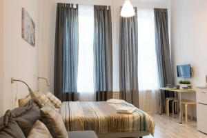 ApartHotel Izmaylov, Aparthotels  Saint Petersburg - big - 24