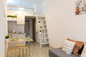 ApartHotel Izmaylov, Aparthotels  Saint Petersburg - big - 30