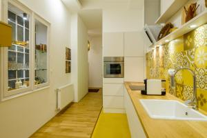 Amber Pearl Apartment, Apartments  Budapest - big - 43