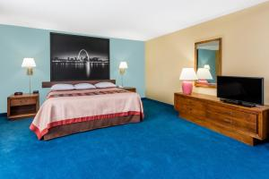 Deluxe Suite met Kingsize Bed - Rookvrij