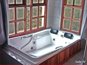 Double Room with Spa Bath and Fireplace