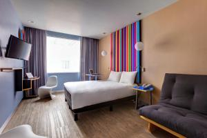 Suite with Double Bed and Sofa Bed