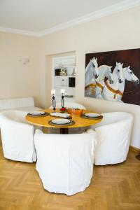 The Helios Flat, Apartments  Athens - big - 15