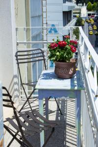 The Helios Flat, Apartments  Athens - big - 7