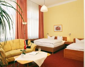Hotellet Pension Delta