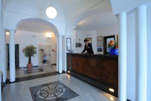 Hotel Talao, Hotels  Scalea - big - 42