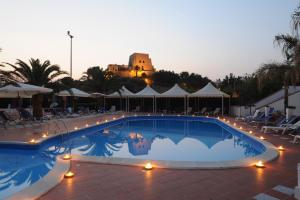 Hotel Talao, Hotels  Scalea - big - 32