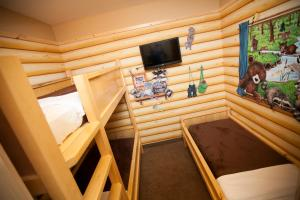 Junior Cabin Suite