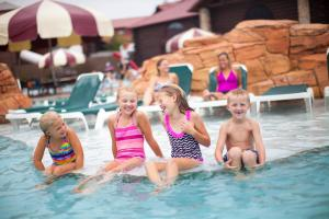 Great Wolf Lodge Traverse City, Kunyhók  Traverse City - big - 59