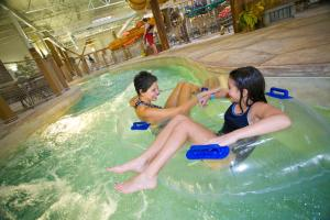 Great Wolf Lodge Traverse City, Kunyhók  Traverse City - big - 66