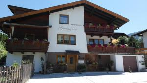 Appartement Gwiggner, Apartmanok  Niederau - big - 50