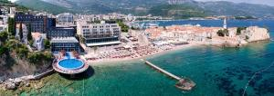Avala Resort & Villas, Rezorty  Budva - big - 76