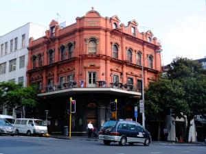 Shakespeare Hotel Auckland