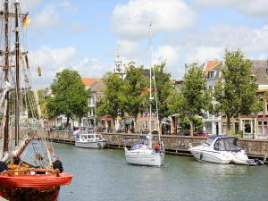 Holiday Home Brouwersdam.9, Holiday homes  Ouddorp - big - 7