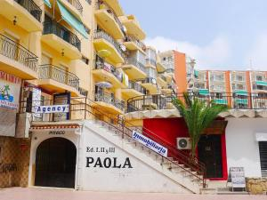 Apartment Paola 01, Appartamenti  Calpe - big - 3