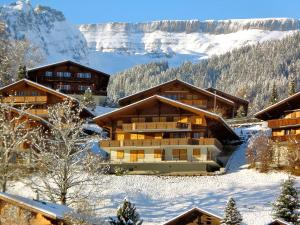 Apartment Aphrodite.1, Apartments  Grindelwald - big - 4