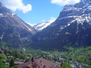 Apartment Aphrodite.1, Apartments  Grindelwald - big - 3