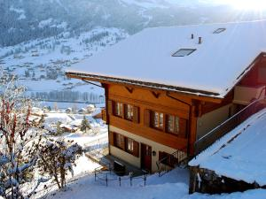 Apartment Aphrodite.1, Apartments  Grindelwald - big - 2